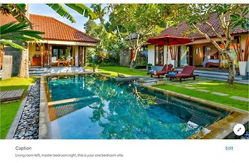 HOTEL VILLA KABA KABA RESORT, TABANAN - Book in Advance and Save